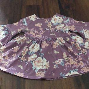 Children's Place Dresses - 🍁🍁Children's Place floral flare dress🍁🍁